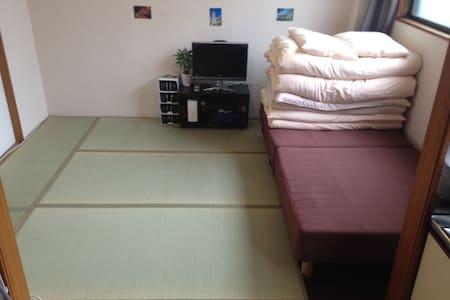 Cheap/Best Location/Hakodate/Goryokaku - Apartment
