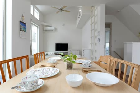 Brand New House! 8min to Shinjuku. - Hus