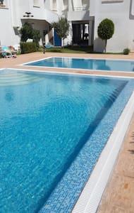 Duplex Lina. Farniente, piscine et plages - Sidi Bouzid - Casa