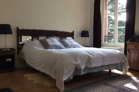 La Courangère - Suite Familiale - Bed & Breakfast