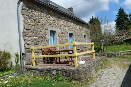 Gîte rural avec grand jardin pour 5 personnes - Telgruc-sur-Mer - Haus