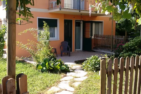 Cozy apartment with car park - Thiene