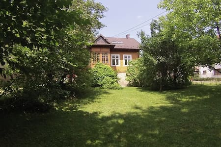 THE COTTAGE RETREAT SLEEPS 8, MYSLENICE, KRAKOW - Myślenice - Huis