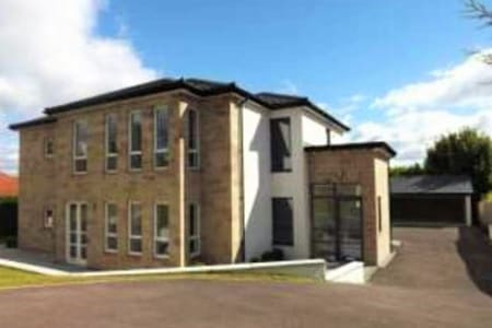Luxurious opulent apartment available - Newton Mearns - Apartamento