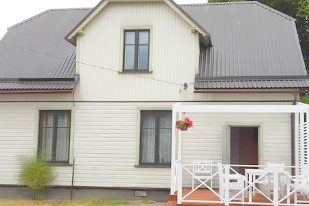 Vana-Pärnu House, close to the beach - Pärnu - Huoneisto