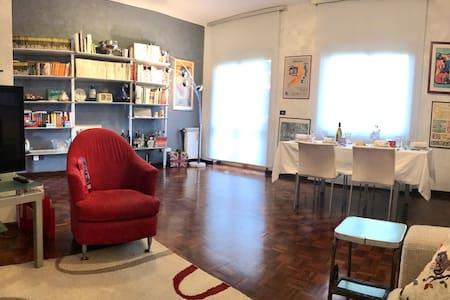 Alessandra's Flat Roma EUR - Roma - Apartment