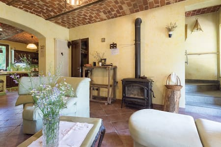 Bed & Breakfast LA RAGANELLA camera Verde - Cantarana - Bed & Breakfast
