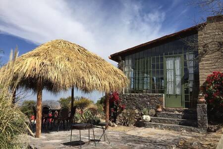 Unique Cozy Eco-Friendly Casita - San Miguel de Allende - House
