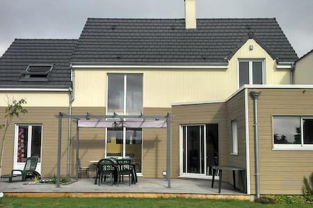 Suite parentale dans  maison en bord de  Loire - Maison