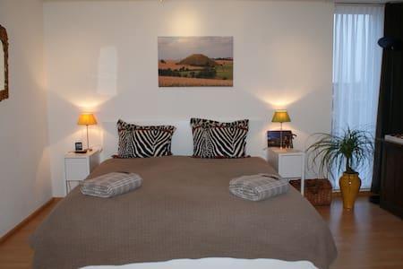 Kingsize kamer op de rand van natuur & nieuwbouw - Deventer - Bed & Breakfast