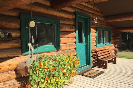 Homestead Cabin - Aurora Viewing - Srub