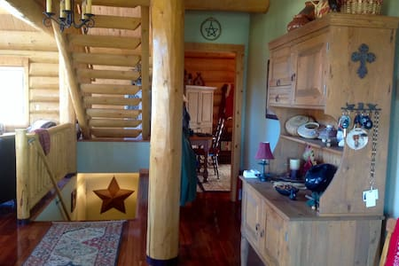 Mountain Retreat - San Juan Suite - Ridgway - Stuga