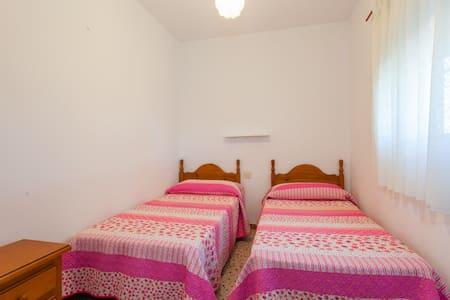 Apartamento el curro,2 habitaciones - Appartement