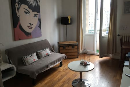 Proche du centre, fonctionnel - Apartment