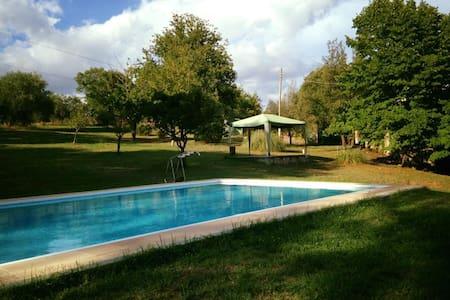 Casale con piscina - Casa