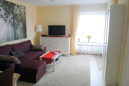 Home, sweet home - small, but nice! - Appartement