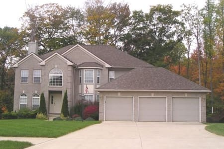 West Akron (Montrose/Copley/Fairlawn) Upscale Home - Hus
