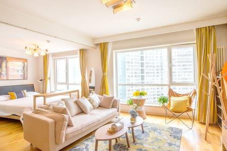 【犀客】世贸天阶新城国际高档艺术公寓 - Apartemen