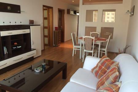 Nice apartment near city center - Levice