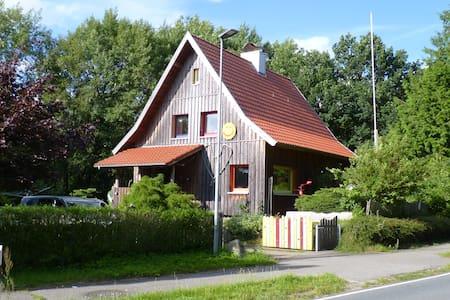 Villa BunterKunt -  gemüüütlich ! - Haus