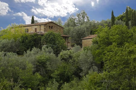 Le Logge - Green, sleeps 3 guests - Pergine Valdarno - Apartment