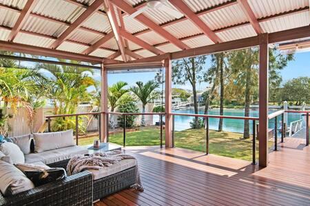 Keelin Cove - Waterfront Retreat - Rumah