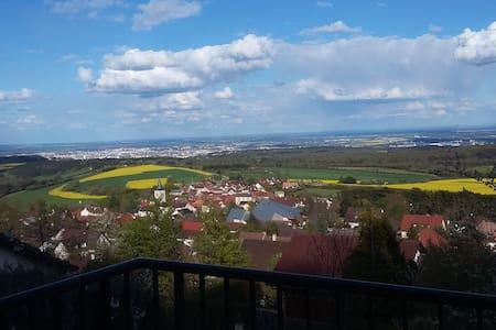 Maison proche Dijon, au calme, vue exceptionnelle - Marsannay-la-Côte