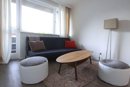 Cosy flat with garage near skibus