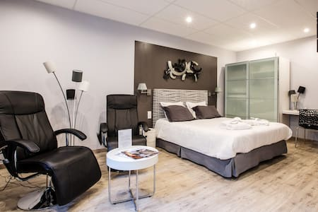 Bethune City Relax chambre SERENITE - Bed & Breakfast