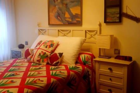 Habitación cama doble con baño Santurtzi - Santurtzi
