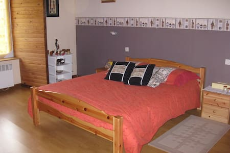 Le Bois Chef D'Ane Bed & Breakfast - Le Gouray - Bed & Breakfast