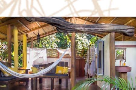 OJO DEL MAR, jungle-deluxe cabin - Pto.Jimenez - Zomerhuis/Cottage