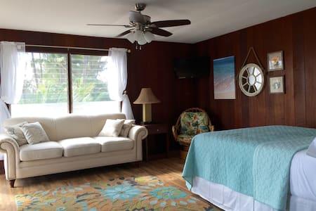 Classic Beachfront Studio - Apartment