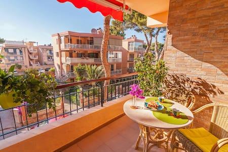 Hermoso apartamento, ideal  parejas, cerca playas - Can Pastilla - Apartment