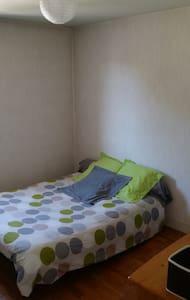 Grande chambre privée dans colocation /5min MétroB - Toulouse