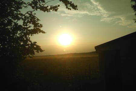 Yourte proche provins et disney - Bannost-Villegagnon - Yourte