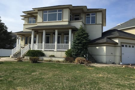 Great home 300 yrds fr Privat Beach - Point Pleasant Beach - 獨棟