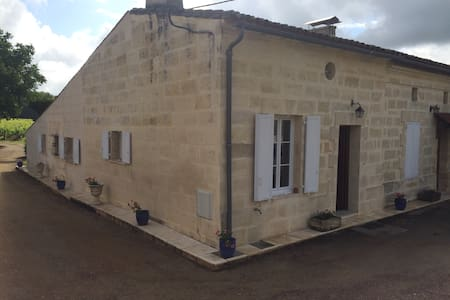 Gite Leonor - Lussac - House