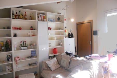 """""""La Terrazza"""" Penthouse Livorno Center - Apartamento"""