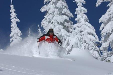 Ski condo close to town. - Lakás