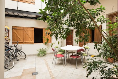 Beautiful and cozy room to stay in La Paternal - Buenos Aires - House