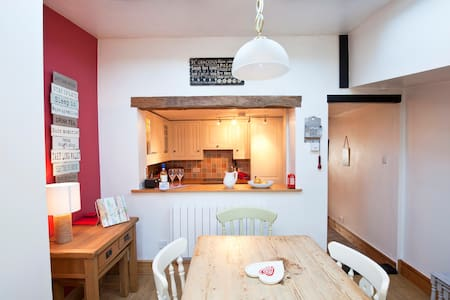 Cosy romantic cottage for two - Wenhaston, Suffolk - House