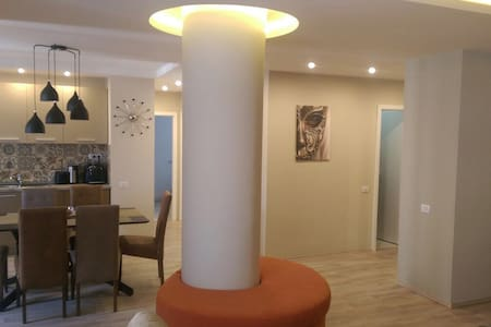 Luxury place close to city center - Daire