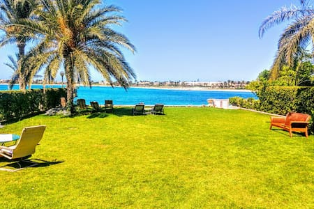 Villa directly infront of the beach - Marina El Alamein