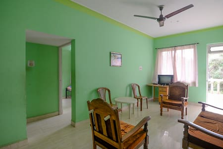 TripThrill Ashirwaad 2 bedroom Apartment AC - Appartement