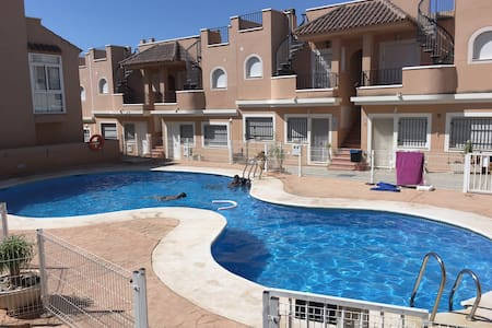 2 bed apartment Palomares Andalucia - Apartment