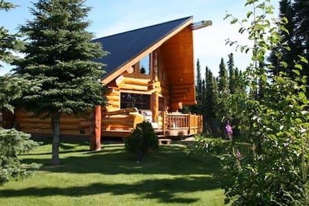 Alaska Eagle Head Resort - Sterling - Stuga