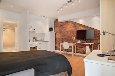 Very Charming loft directly downtown - Wohnung
