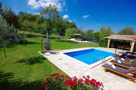 Luxury villa in central Istria - Villa