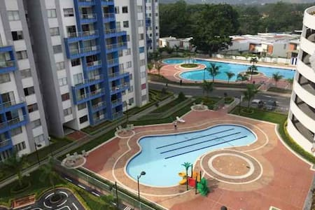 Recommended accomodation- Santander Colombia - Floridablanca - Apartmen